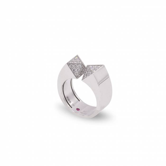 Ring | Diamonds | Sauvage Privé