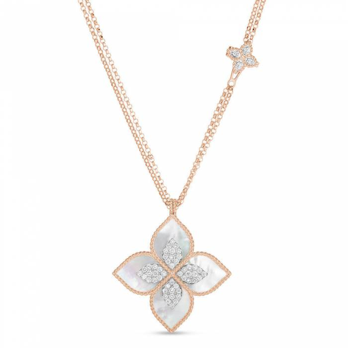 Pendant | Mother Of Pearl | Princess Flower
